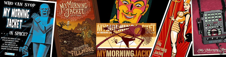 My Morning Jacket Live Archive